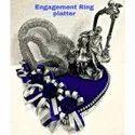 Engagement ring Platter
