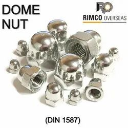 Stainless Steel Dome Nut