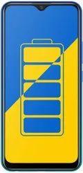 Vivo Y15 4GB RAM 64GB Storage Aqua Blue Smartphone