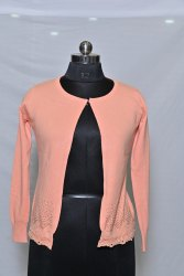 T37 Woolen Ladies Cardigan