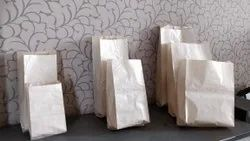 Disposable Kraft Brown Paper Bag 1 Kg to 5 Kg