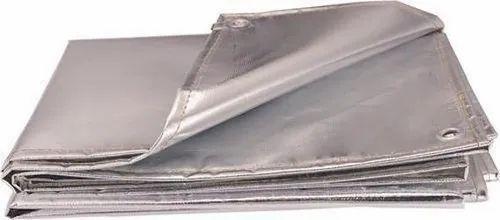 Aluminised Fire Blanket