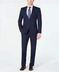 Festive Plain Men Business Suit