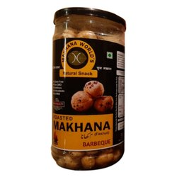 Barbeque Roasted Makhana, Packaging Size: 100 Grams