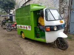 Battery Operated vegetable  e rickshaw
