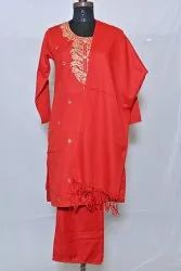 K107 Ladies Kurti With Palazzo