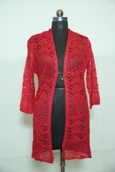 0001 Woolen Fancy Shrug