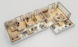 3d Floor plan services, in Pune, Maharashtra