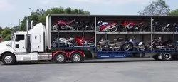 House Shifting Motorcycle Packers And Movers, in Trucking Cube, Local