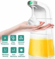 Stainless Steel Liquid Soap Dispenser