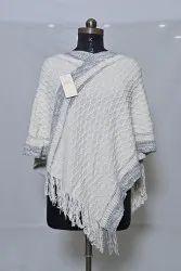 PU78 Woolen Poncho