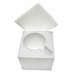 Single Mug Thermocol Packaging Box