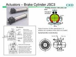 7 Brake Cylinder CKD