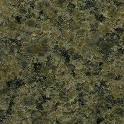 Green Pearl Granite, For Countertop, Thickness: 15 mm