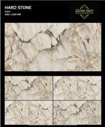 Local Ceramic Digital Polished Glazed Vitrified Tiles, Thickness: 9 MM, Size: Medium