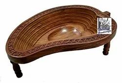 National Handicrafts 14 X 9 Beautifully Designed Fruit Cum Vegetable Serving Tray In Mango Shape At Rs 811 Piece Fruit Basket Id 22662623812