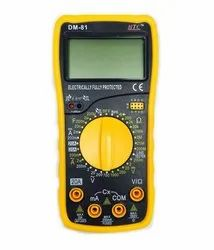 HTC DM-81 Digital Multimeter