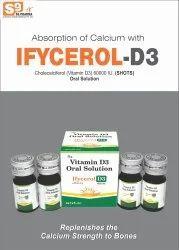 Cholecalciferol 60000 IU Inj