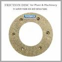 Industrial Friction Disc
