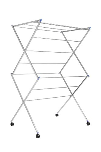 Foldable Cloth Drying Stand 4X