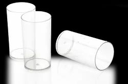 Clear Unbreakable Plastic Glass