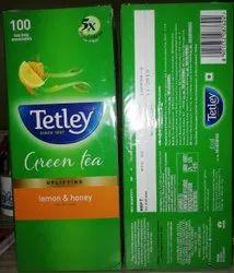 tata Organic Green Tetly Tea, deap, 100