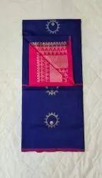 Libra (Thulam) Zodiac Sign Fortune Color Saree