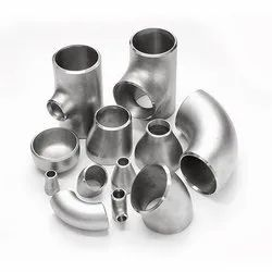 Stainless Steel Butt Weld fittings, Material Grade: SS316, Size: 1 to 24