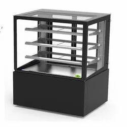 Black Glass Hoshizaki Display Counter PTW-15, Power Consumption: 900 W