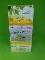 Aloevera Lemon Flavor Juice
