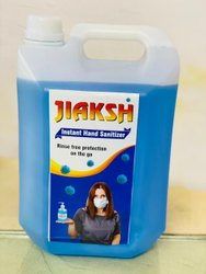 Alcohol Based Hand Sanitizer 5 Liter