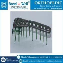 Orthopedic Olecrenon Locking Plate