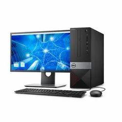 Assembled Desktop Computer