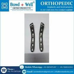 Orthopedic Implants Distal Medial Humerus Plate