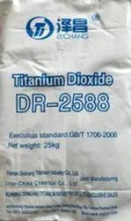 DR 2588 Inter China Titanium Dioxide