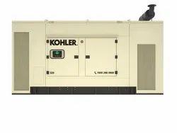 380 KVA 3 Phase Kohler Silent Diesel Generator Powered By VOLVO Engine With Breaker
