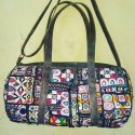 Leather Banjara Travel Bag