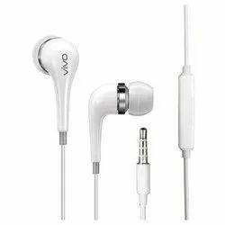 In The Ear White Vivo Earphone