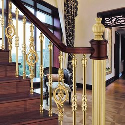 Polished Acrylic Baluster