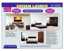 Residential one bhk furniture package