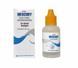 Dental Mercury - 30 GMS