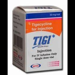 TIGI Tigecycline Injection, 50mg, Prescription