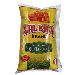 Lalkila Kachi Ghani Mustard Oil