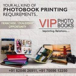 Vip Photobooks Printing Services