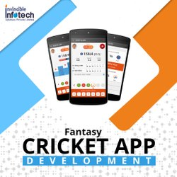 Latest Online Dream 11 Fantasy Cricket Mobile Application Development, Development Platforms: Android