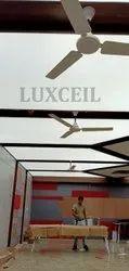 prefabricated farmhouse stretch ceiling