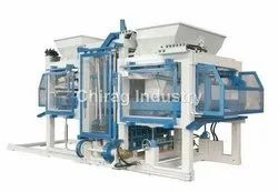 CI 1015 Fully Automatic Solid Block Making Machine