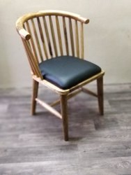 Wooden Curved Chair