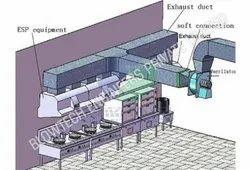 厨房排烟/通风系统