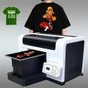 Cotton Printed Dtg Printing For Tshirts, Designing, Check 99 Sublimation